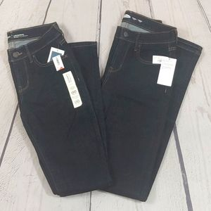 2 Pairs Old Navy Skinny Jeans